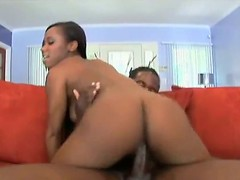 African Arial Alexus enjoys another anal solo sex session