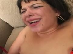 Two lesbian hawt ebony babes love fucking big hard dicks