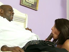 Casey Cumz and her hard cocked bang buddy both enjoy oral-sex session